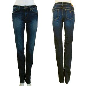NEW Guess Cigarette Mid Jeans Size 26 - 28